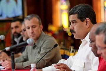 Reciente sanción  tensa la relación  EEUU-Venezuela