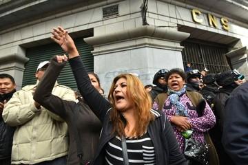 Fensegural rechaza permanencia de Gerente de la CNS por tres meses más