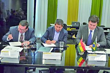 Energías ingresa con Brasil a comité bilateral