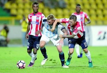 Junior gana con lo justo y Atlético queda tranquilo