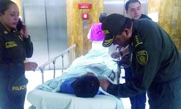 Atentado en Bogotá deja heridos e incertidumbre