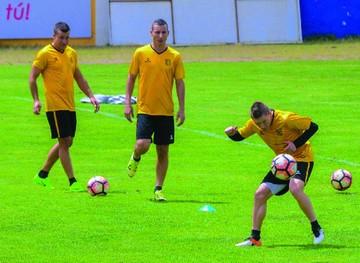 Chumacero, duda para  la Copa Libertadores