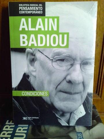 La cuarta vida de Badiou, filósofo de lo esencial