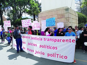 24 de Mayo: Piden revocar la sentencia
