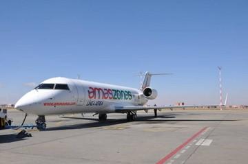 Amaszonas anuncia rebaja del 50% en pasajes comprados hasta el 25
