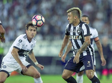 Olimpia recibe a Botafogo