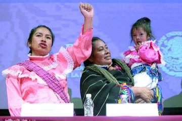México pide disculpas a indígenas encarceladas