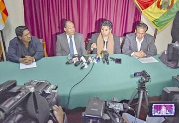 Legislativo se dispone a debatir la ley de la coca