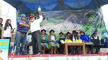 Municipio de San Lucas da tareas  al festejar ley de la cuna del singani