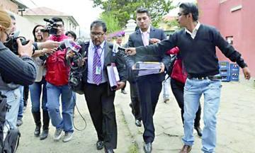 Caso CAMC: Fiscalía pide cárcel para dos vocales