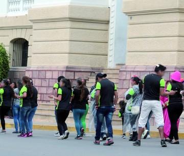 Control en las calles retira a 15 adolescentes ebrios