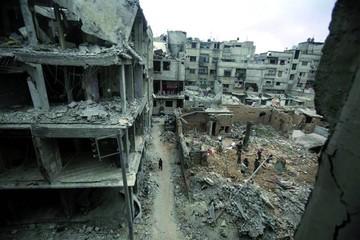 Mueren seis personas por bombardeos en Siria