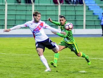 Nacional Potosí dio vuelta el marcador