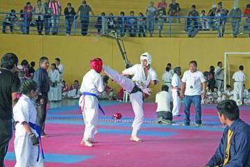 Confirman Sudamericano de Karate en la Capital