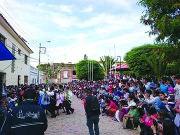 Carnaval Grande de Yotala  promete alegría y tradición