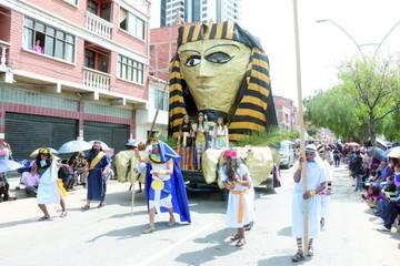 La FAB gana el Corso Militar en la despedida del Carnaval