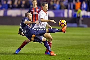 Sevilla rescata un empate y continúa en tercera posición