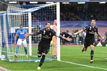 Sergio Ramos mete al Real Madrid en cuartos de final de la Champions