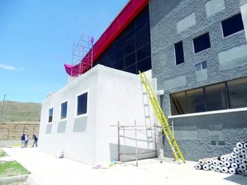 Alcantarí: El trabajo en la cubierta acabará en abril