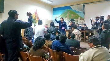 Incahuasi: Diferencias en el MAS ante el inicio de movilizaciones