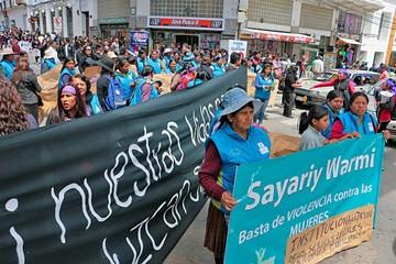 Mujeres piden mejores servicios de atención en casos de violencia