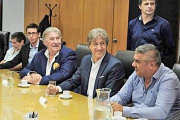 Retorna el fútbol argentino