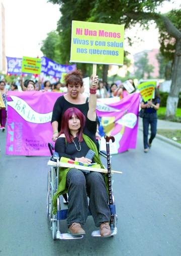Mujeres en todo el mundo piden igualdad real y justa