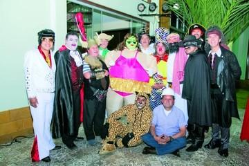 Los Adulados despidieron el Carnaval