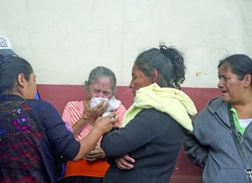 Suman 34 fallecidas tras incendio en Guatemala