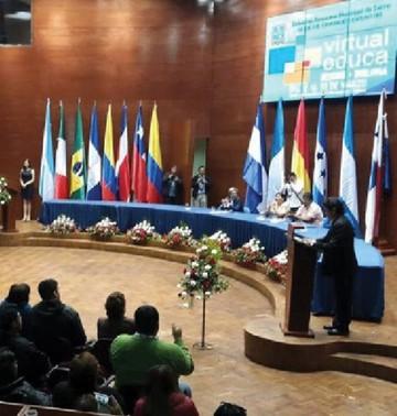 El Virtual Educa se volverá a organizar en Sucre, en 2018