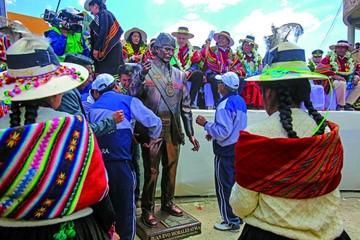 "Museo de Evo, la historia ""no oficial"" de Bolivia"
