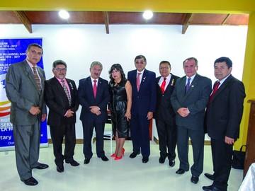 Inauguración Casa Rotaria