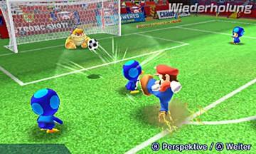 Un MarioBros deportista aparece en Nintendo 3DS