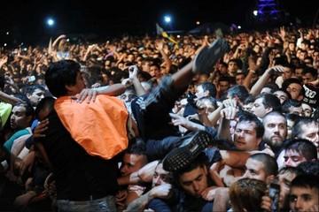 Argentina: Mueren dos personas por una avalancha humana en un concierto