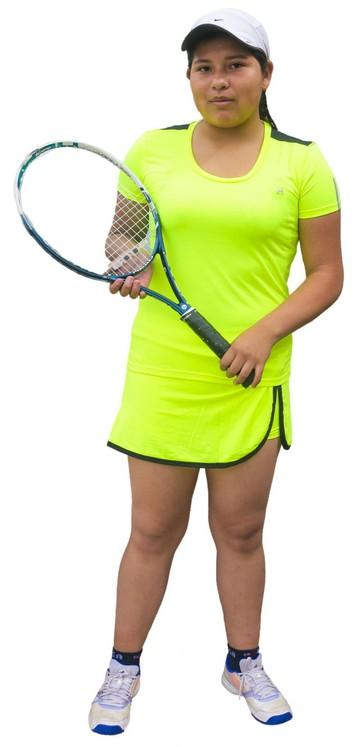 Camila Coronado Apunta a ganar grandes campeonatos
