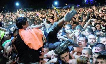 Justicia argentina investiga concierto que dejó 2 muertos