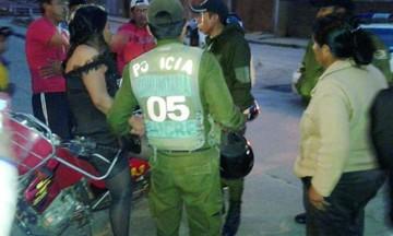 Accidentes de tránsito sobresalen en el informe policial del fin de semana