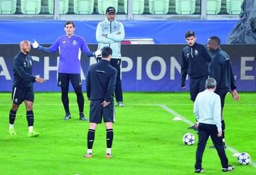 Juventus va por el pase
