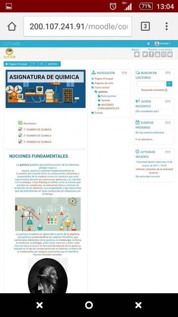 Hecha en Sucre y para el mundo…Herramienta de educación virtual