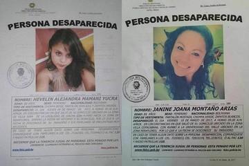 Aparecen dos de las tres jóvenes desaparecidas en la zona de Miraflores