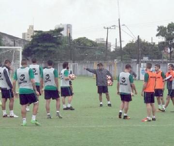 El Tigre ya trabaja en Brasil