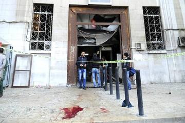 Sube a 39 los muertos en un atentado suicida en Damasco