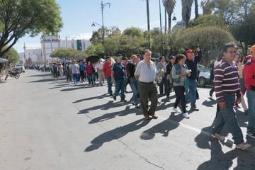 Cívicos no descartan nuevo paro y huelga por Incahuasi