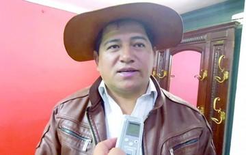 Diputado del MAS revela censura sobre la demanda de Incahuasi