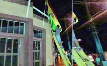 Tensión antecede entrega de réplica boliviana a la CIJ