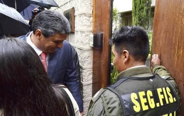 Beni: Envían a prisión a Suárez y opositores advierten persecución