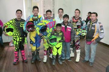 Motos apuntan al Nacional