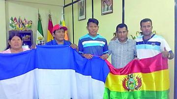 Boliviano jugará en Brasil
