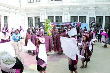 Tarabuco pondrá fin al Carnaval con la pucara