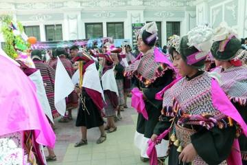 Hoy: 1.500 danzarines le dan vida al Pujllay